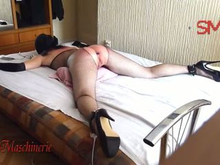 new rough hq, check cumming, great huge dildo
