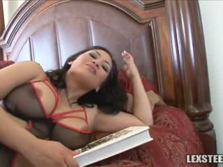 Jessica Bangkok Horny Asian Takes All Of Lex S Big Dick