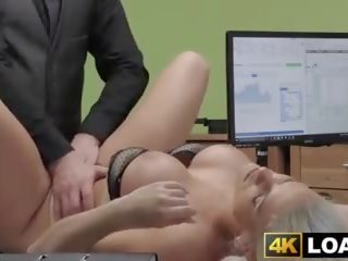 Tall Beauty Strips to Show off Before Riding Cock for