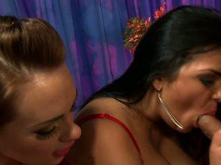 Busty Jasmine Help& 039 S Her Friend Paige Ashley to Sit