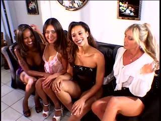 alle blondjes kanaal, mooi groepsseks vid, beste lesbiennes mov