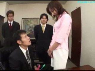 echt japanse film, vol kantoor video-, online japan