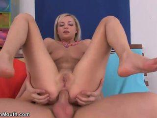 euro video-, pijpbeurt film, anaal porno