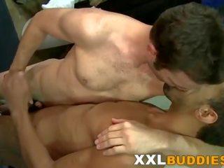 een grote lul scène, nominale homo- kanaal, homo's seks