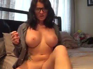 u grote borsten porno, roken, online masturbatie film