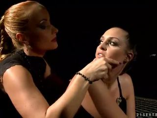 ideal humiliation, fun submission scene, best mistress