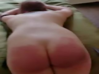 White Feminist Spanked by Her Brown Master: Free HD Porn f7