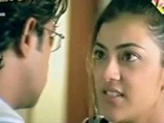 Telugu açık kajol agarwal gösteren boncuk