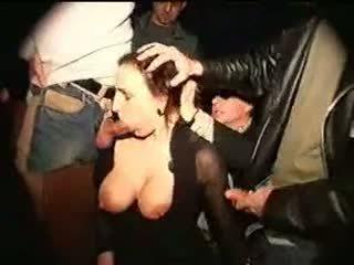 nice huge tits, nice big tits fuck, most gang bang mov