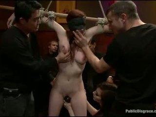 pervers actie, kink kanaal, kijken vernedering film