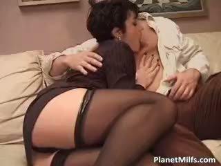 brunette, blowjob, anal