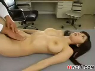 Japanese Teen Girl Gets Fucked By A Doctor