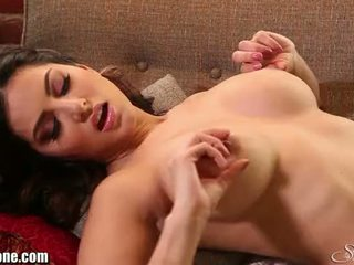 brunette, real masturbating fun, you striptease great