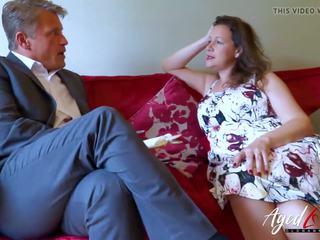 Agedlove Hot Mature Lady Seducing Businessman: Free Porn e2