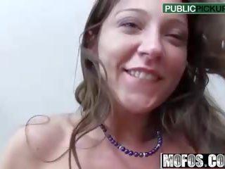 Julie Skyhigh - Belgian Slut gets Freaky - Public Pick