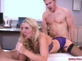 double penetration, blow, sex