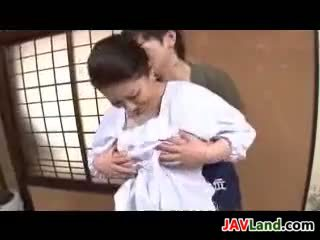 Japonsko babi being pleased s ji lover