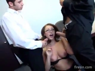 Samantha Sin gets railed out