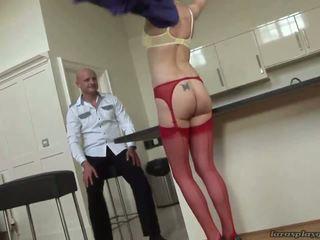 orale seks, ideaal milf blowjob actie, heet milf hot porn