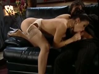 brunette, cum in mouth, cock sucking, doggy style