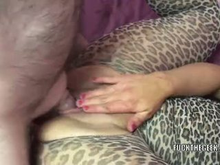Blonde MILF Skylar Rae gets her mature pussy pounded