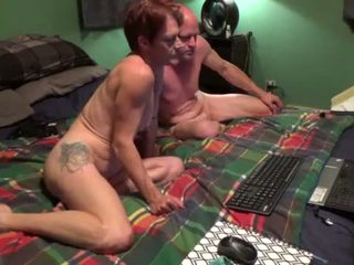 """MILF fucked by large dildo and sucks cock on Chaturbate <span class=""""duration"""">- 15 min</span>"""