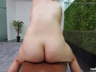 cowgirl thumbnail, bbc klem, hq reverse cowgirl