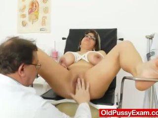 doctor fuck, ideal speculum sex, hottest gynochair sex