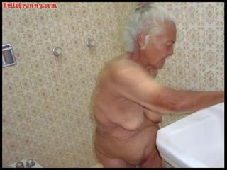 online oma film, vers grannies actie, heetste compilatie film