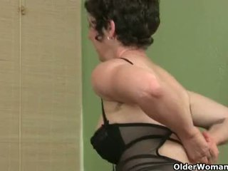old porno, most gilf, older action