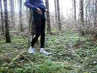 Cumming im wood