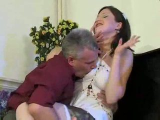 more brunette great, most pussyfucking, blowjob