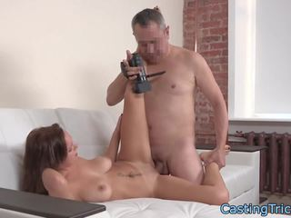 Busty Casting Amateur Pounded by Big Cock: Free HD Porn c2