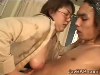 japanese, big boobs, blowjob, fetish