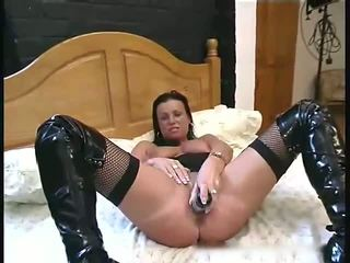 brunettes film, milfs clip, ideal anal thumbnail