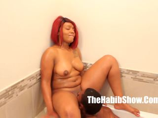 Thickred Can Swallow that BBC Phat Booty Freaknick: Porn 07