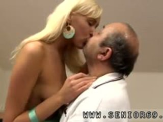 old+young, fingering, blonde