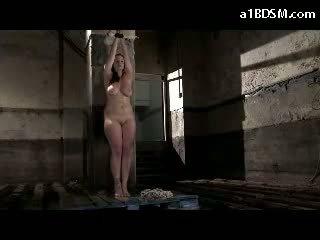beste marteling neuken, basement, mooi maledom thumbnail