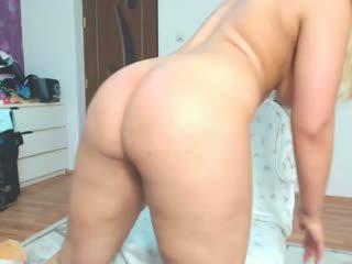 blondjes video-, nominale big butts actie, anaal vid