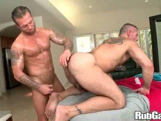echt kerel, online neuken thumbnail, heet olie porno