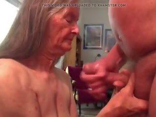 plezier actie, heet cum in de mond neuken, heetste grootmoeder vid