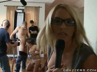 Brazzers Cumfidential Near Krissy Lynn
