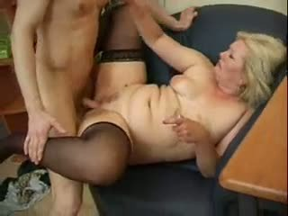 Mom and Not Her son Fuck