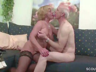 grannies watch, matures, hottest big natural tits fun