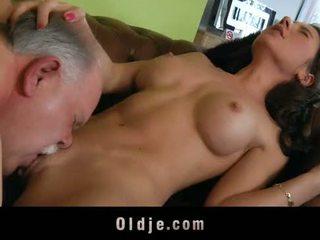 zien pussyfucking porno, controleren zoenen neuken, oud seks