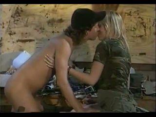 Tom Byron Fucks Blonde in the Garage, Porn 7a