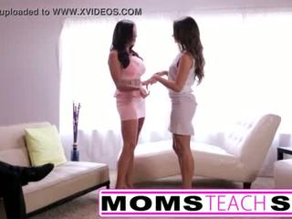 """Mom seduces son in hard fast fuck lessons <span class=""""duration"""">- 12 min</span>"""