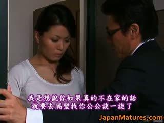 Miki sato real aziatike beauty është një moshë e pjekur part4