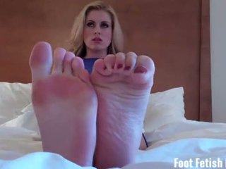 echt voet fetish klem, echt voet aanbidding porno, vers foot fetish porn actie