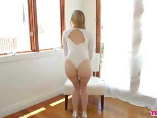 Blonde Bimbo POV Blowjob, Free Blonde POV Porn 57
